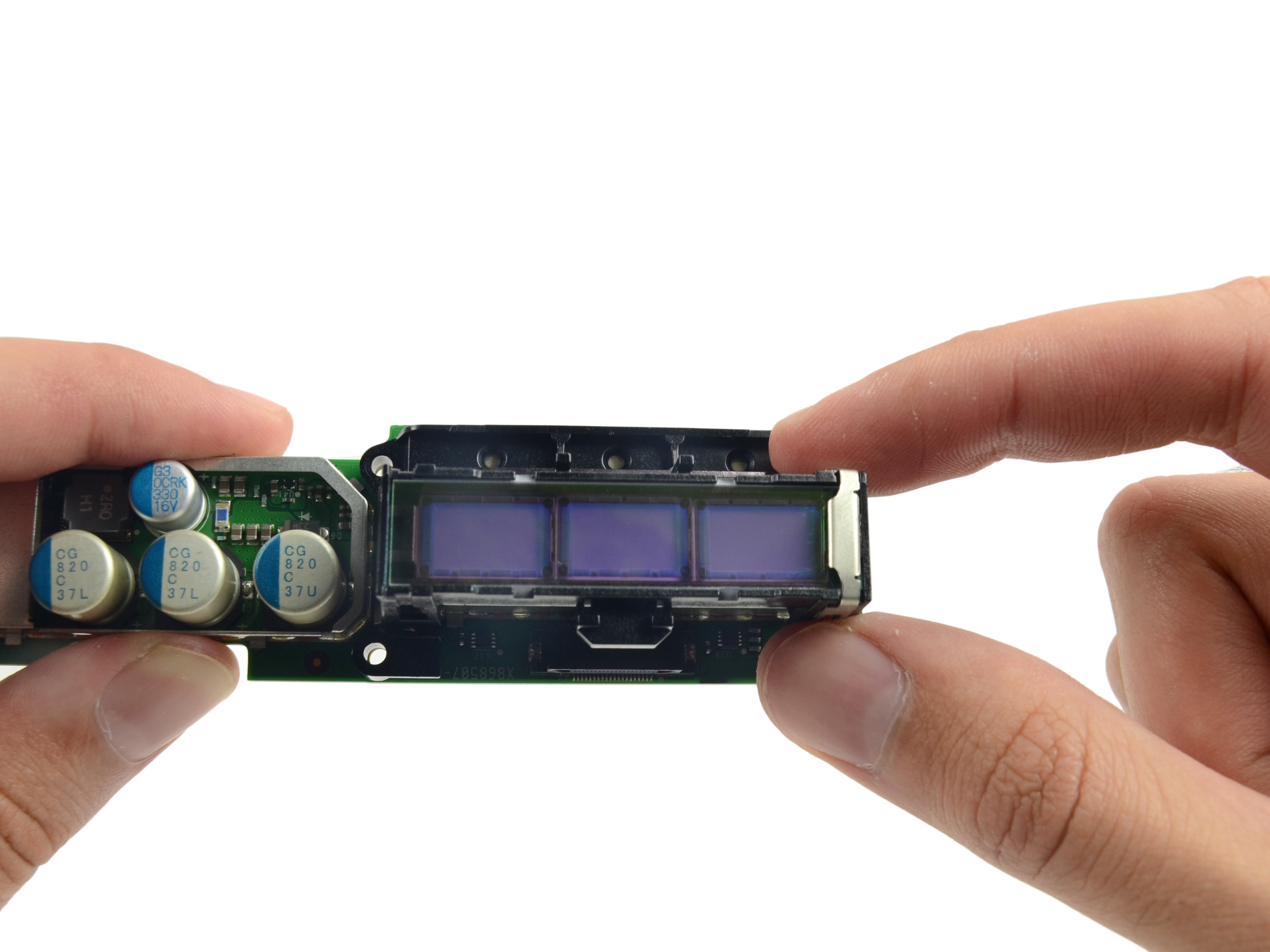 Our First Look at the Xbox One Kinect IR Field - iFixit