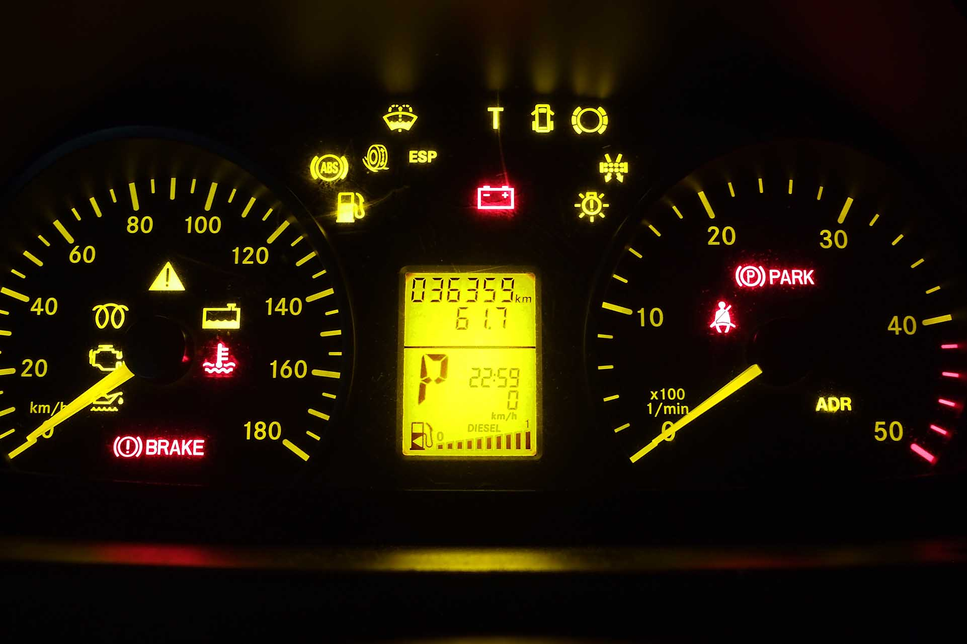 What All Those Dashboard Lights on Your Car Actually Mean ...