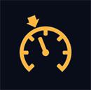 Cruise control symbol