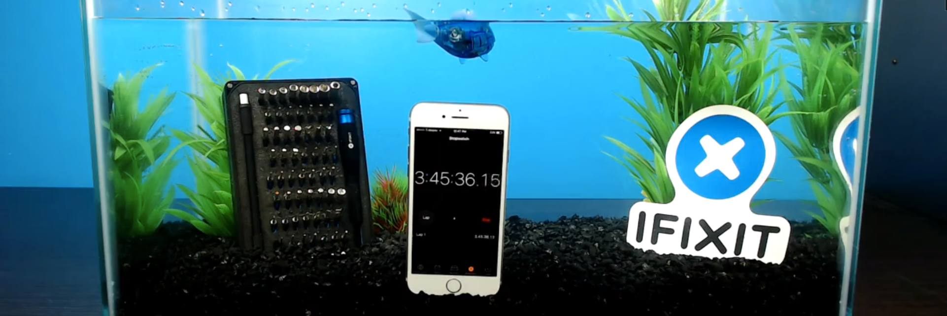 Your Phone Is Not Waterproof, No Matter What The Maker Says