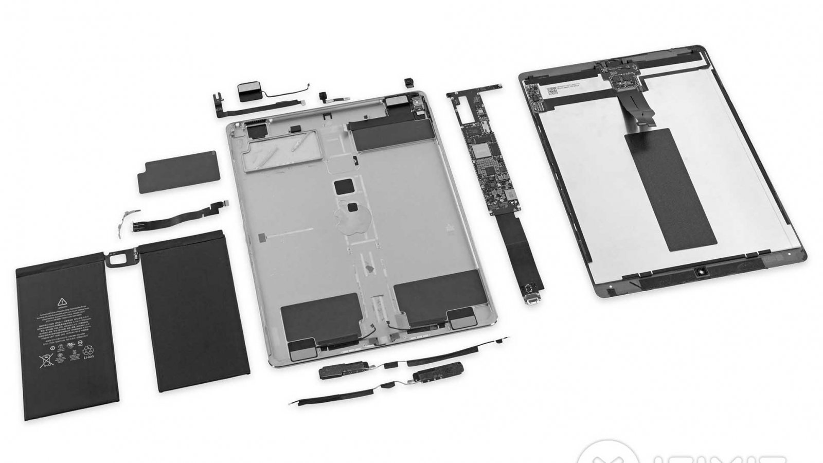 iPad Pro Teardown Wallpapers Are Here!