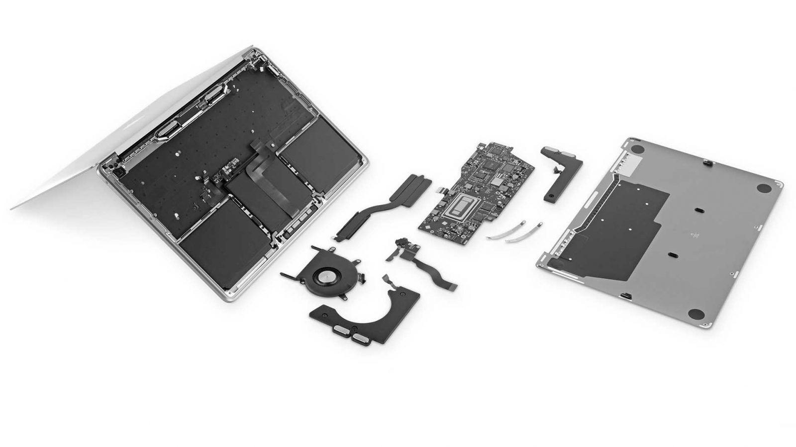 Hope You Like Touch Bars: A MacBook Pro Teardown Story