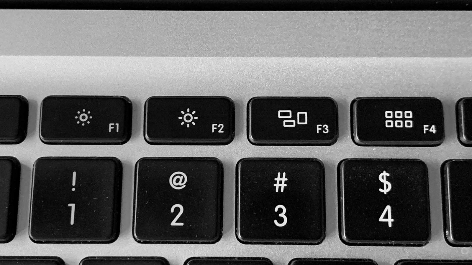 Here's to Function Keys, the Dying Top Row of Your Keyboard