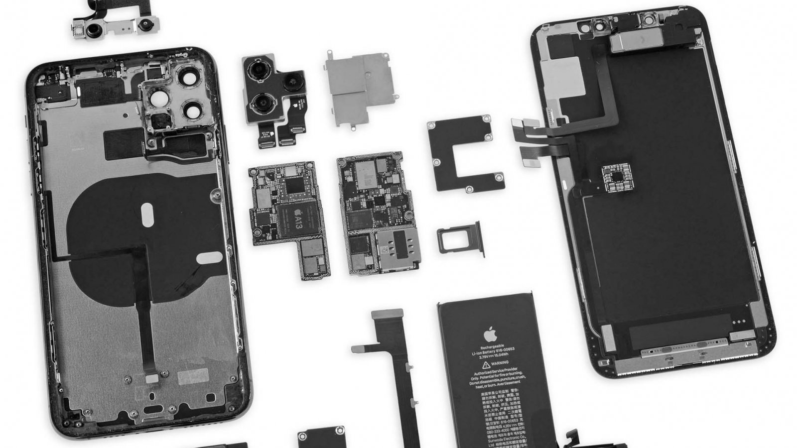 Which iPhone 11 Parts Are Replaceable?