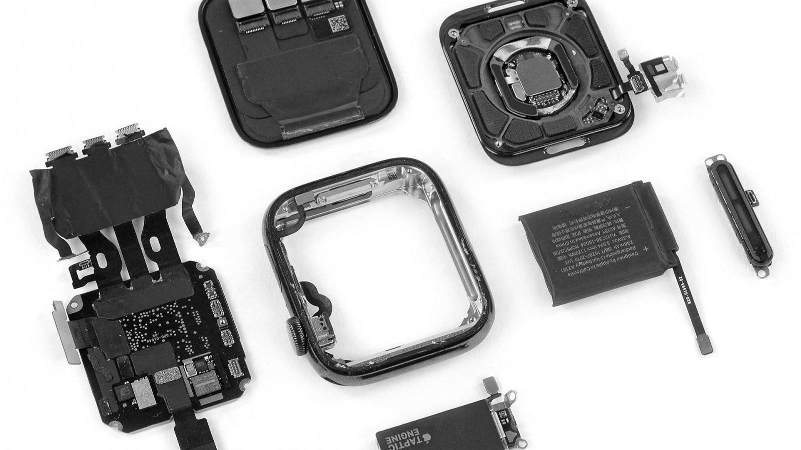 Apple Watch Series 5 Teardown