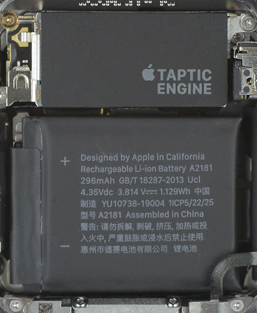 Apple Watch Teardown Wallpapers Ifixit