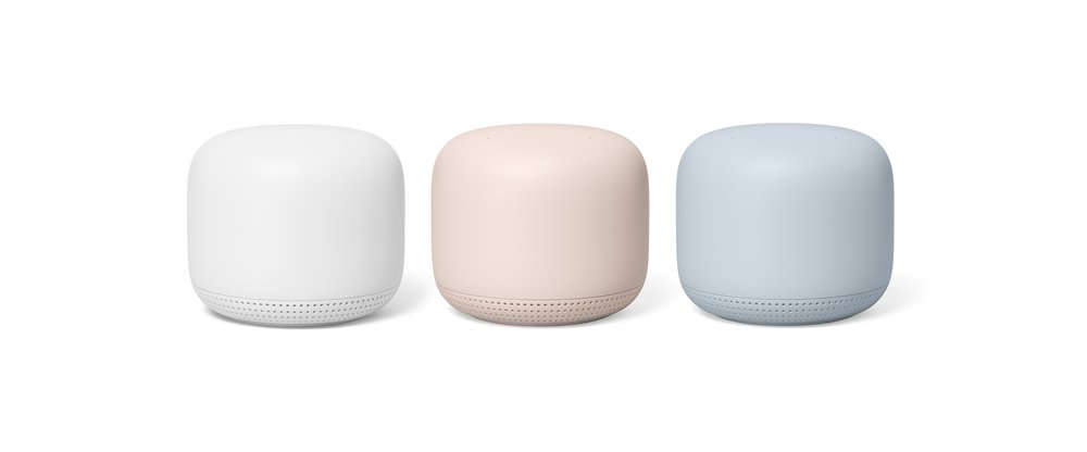 Google's Nest Wifi Hubs