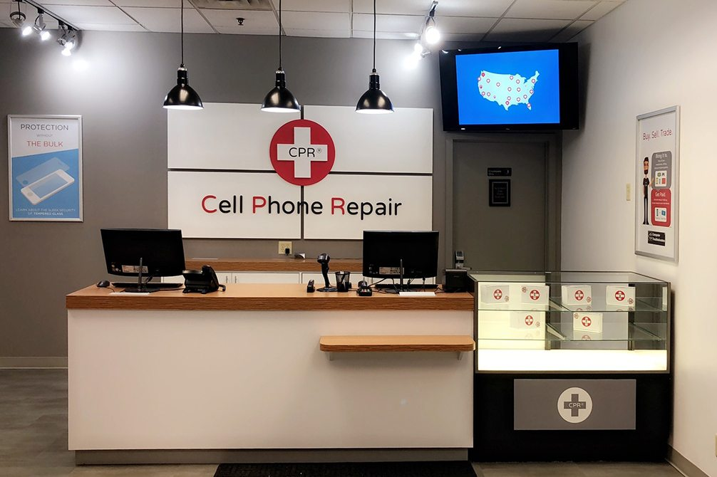 CPR Cell Phone Repair storefront