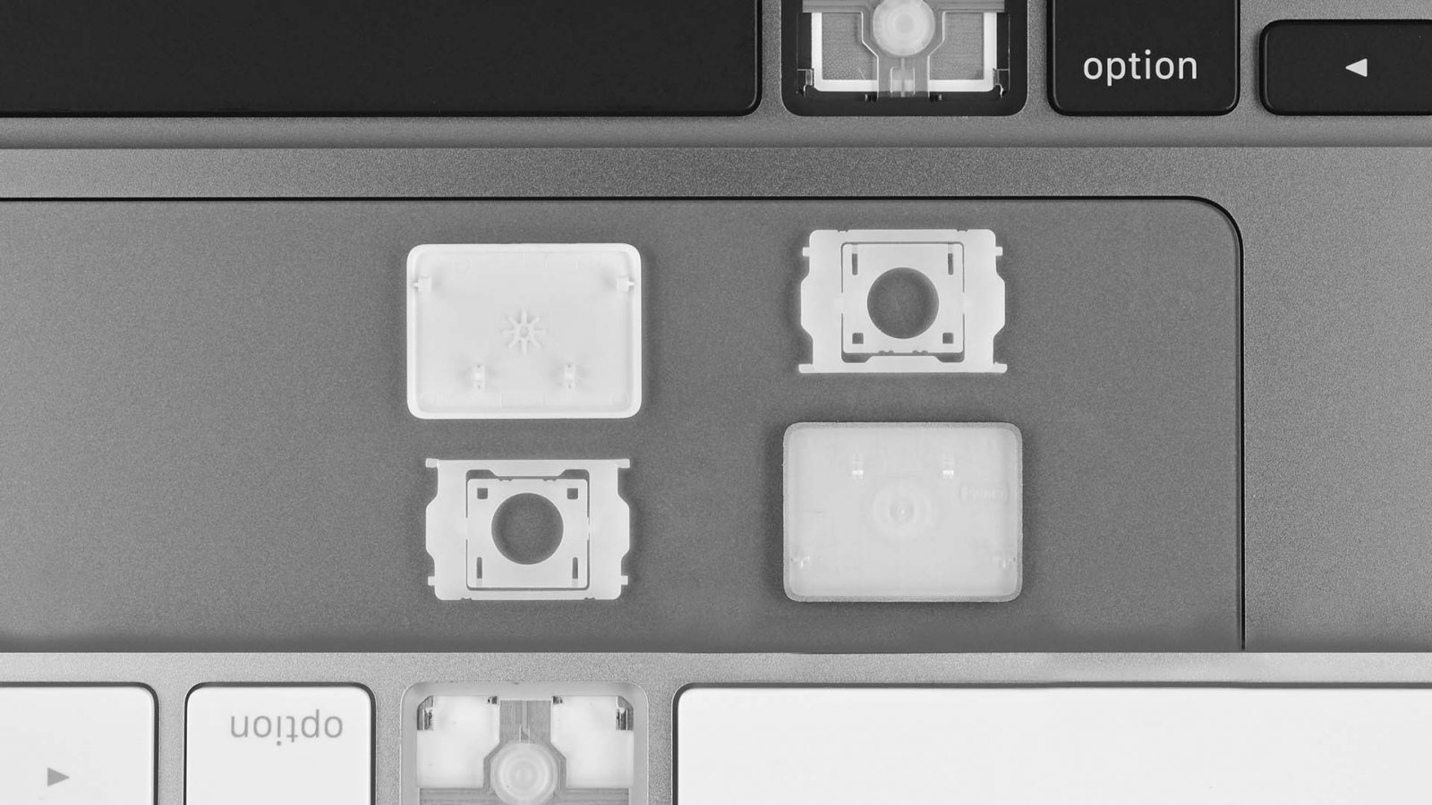 The New MacBook Pro Keyboard is a Throwback in the Best Way