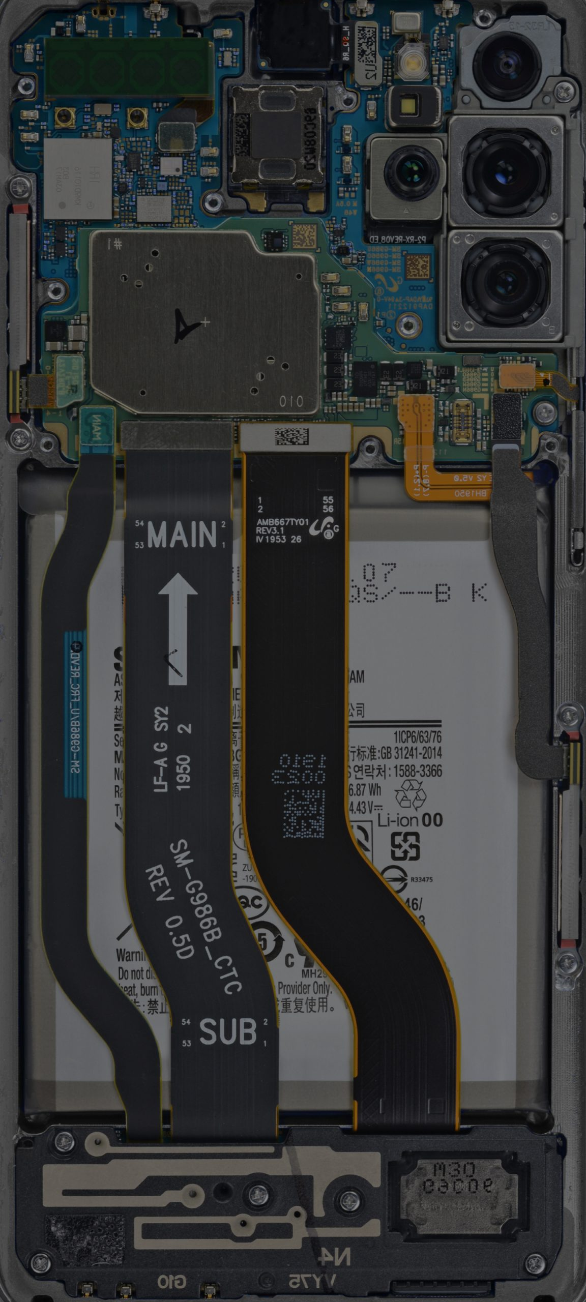 These Galaxy S20 Wallpapers Go Way Past 11 Ifixit