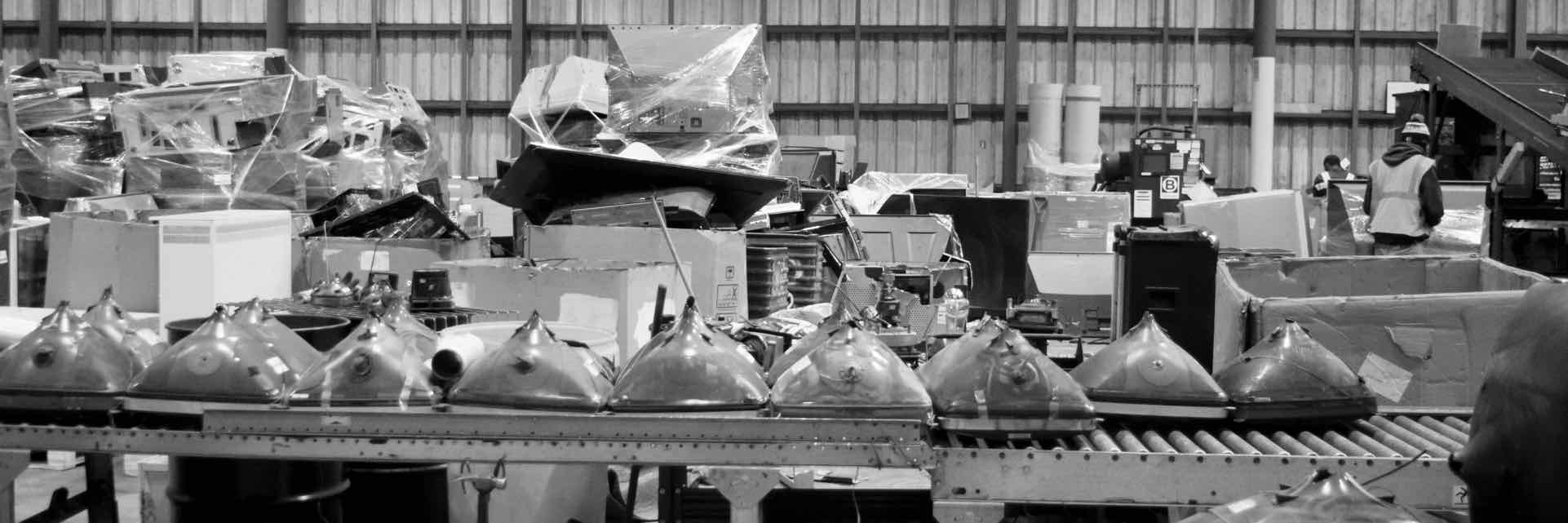 How Quarantine Is Affecting Recyclers, Refurbishers, and Repair Shops