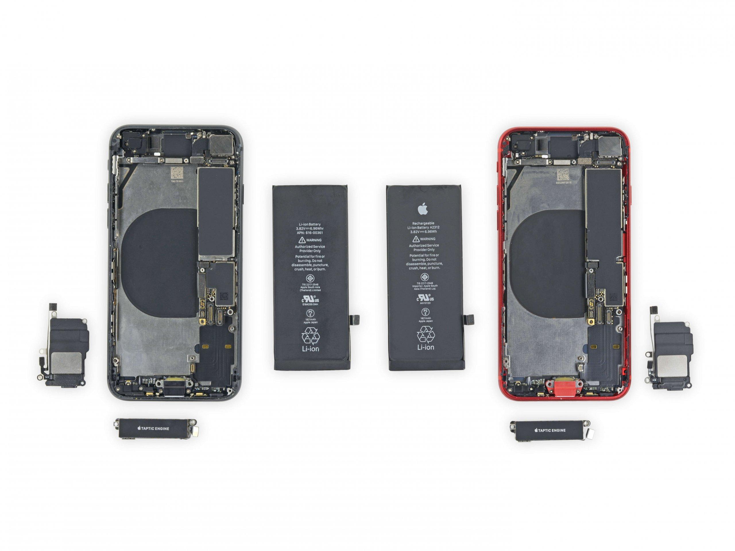 iPhone SE 2020 Teardown_iFixit
