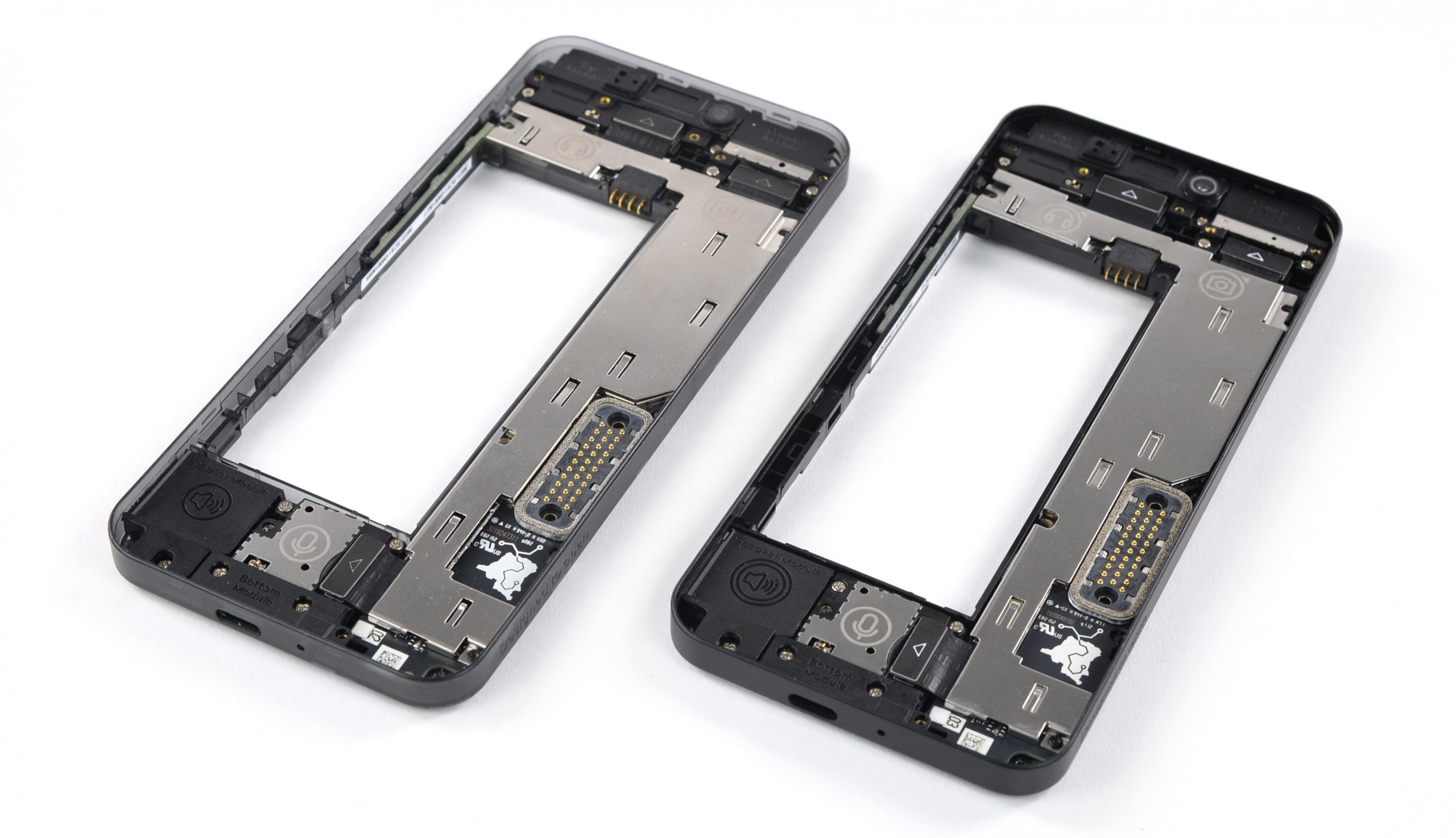 Fairphone 3+ and Fairphone 3 compared