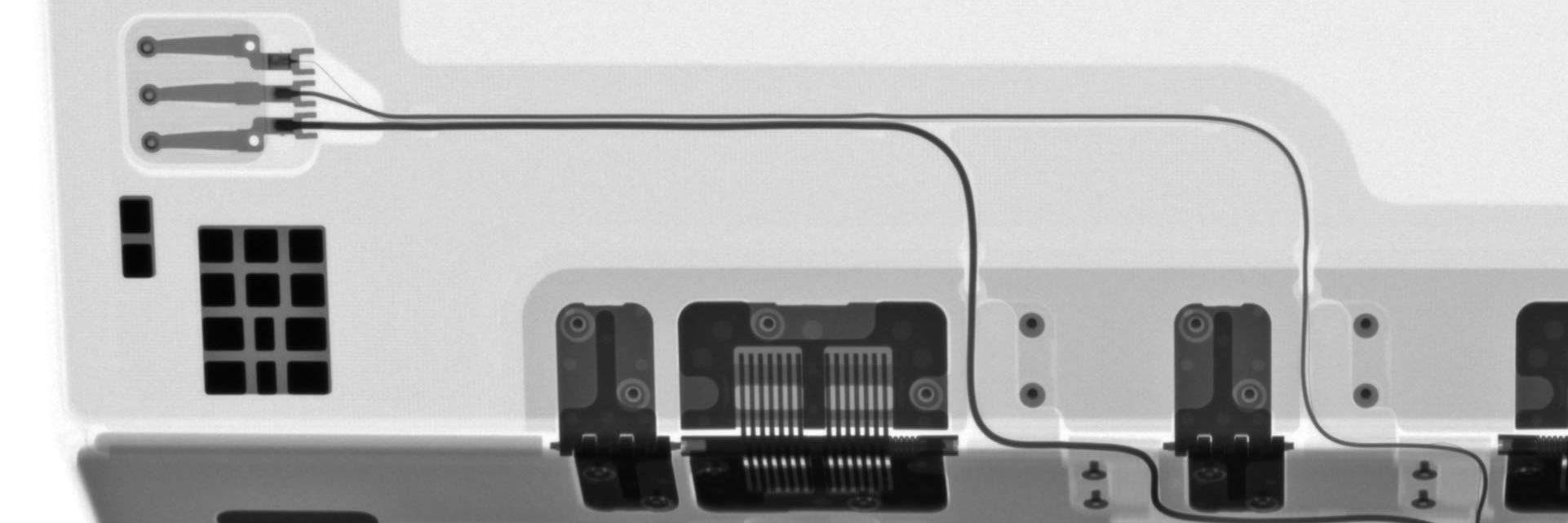 Le Magic Keyboard de l'iPad Pro en look rayons X !