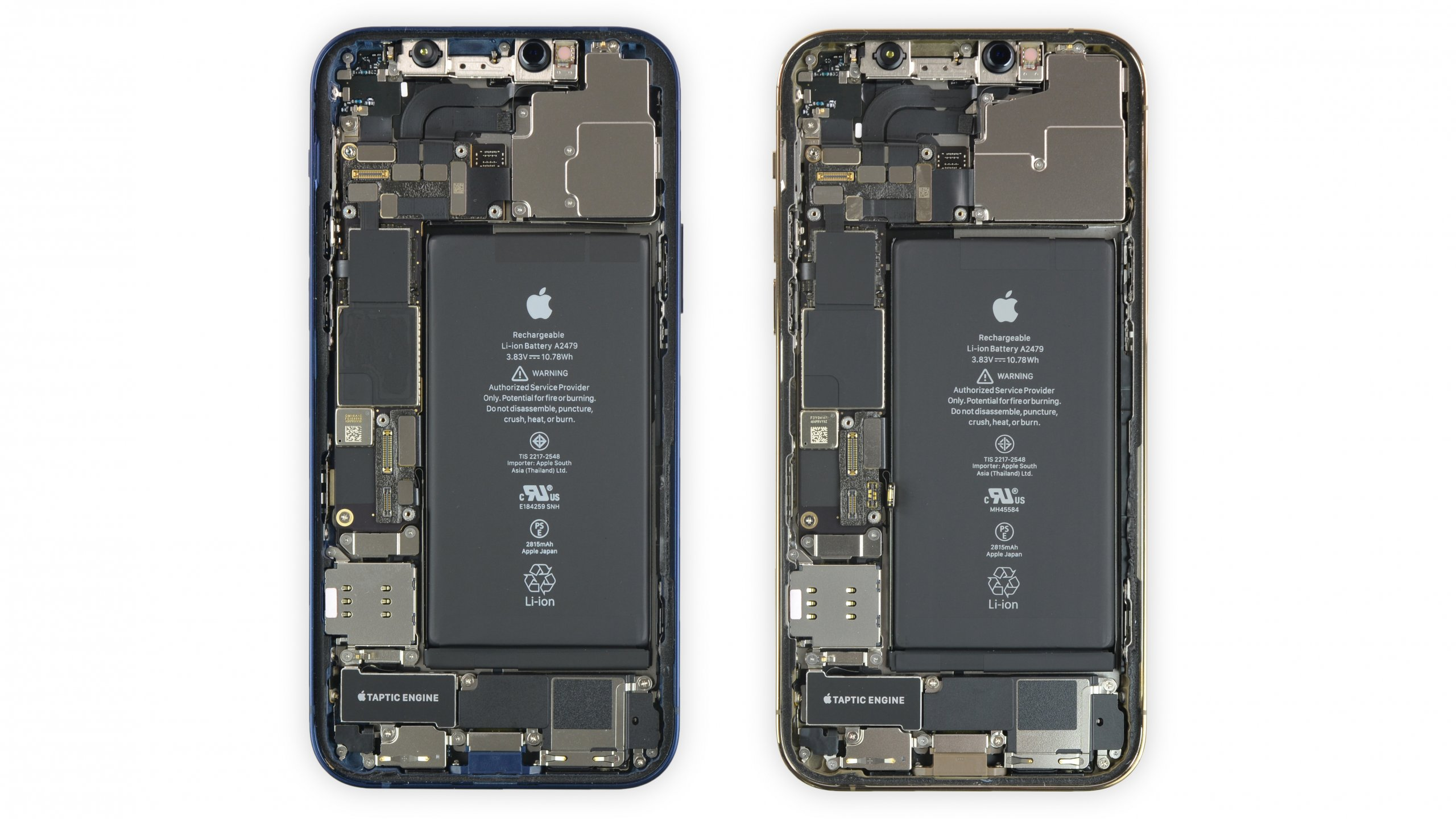 Teardown Wallpapers Iphone 12 And Iphone 12 Pro Internals Ifixit