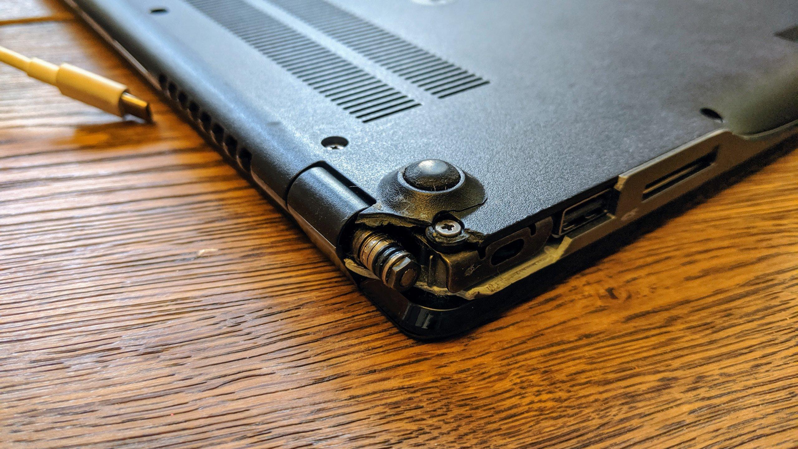 Un Chromebook qui aurait vraiment dû sortir plus tôt du grenier.