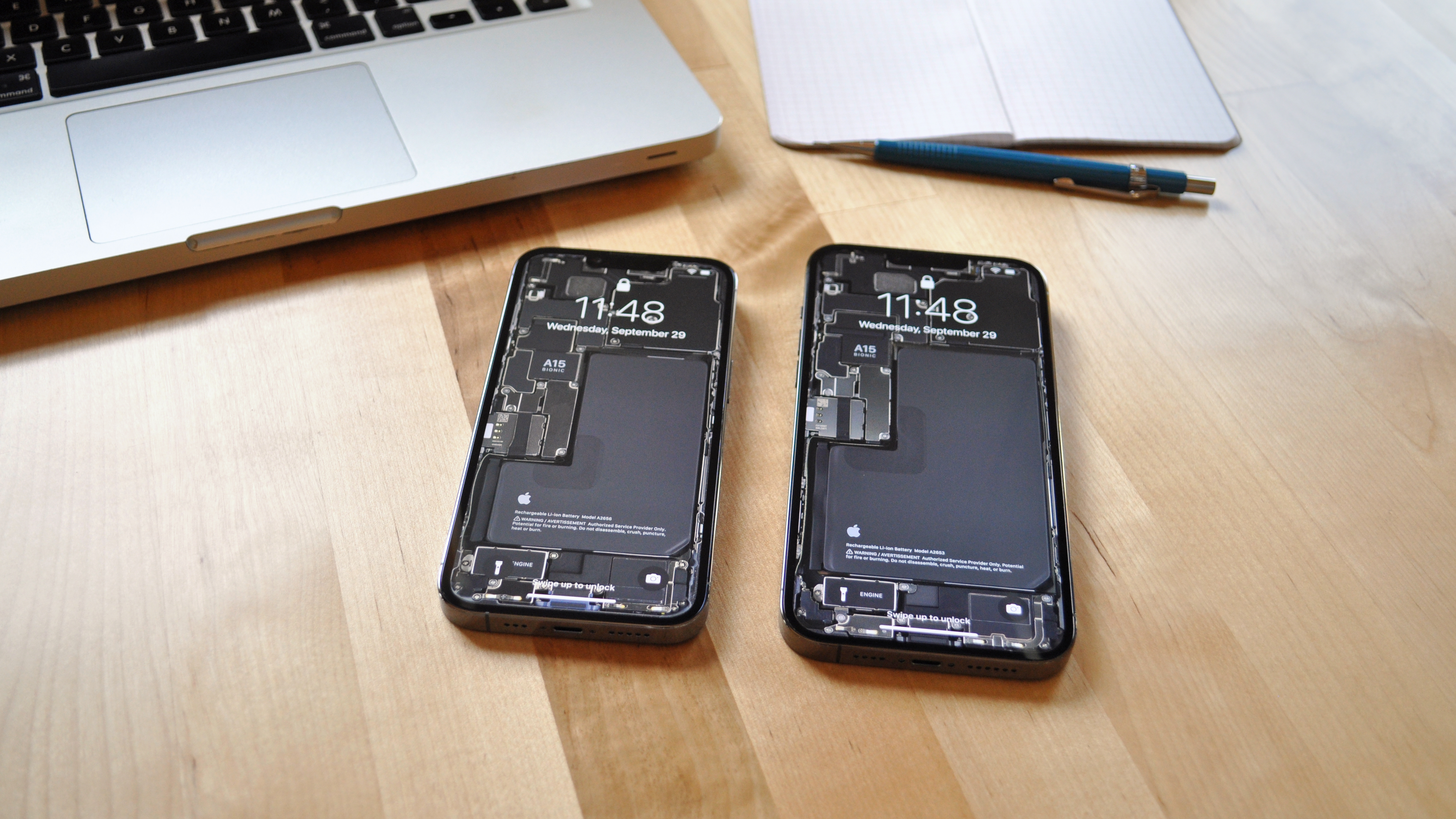iPhone 13 Pro and Pro Max Teardown ...